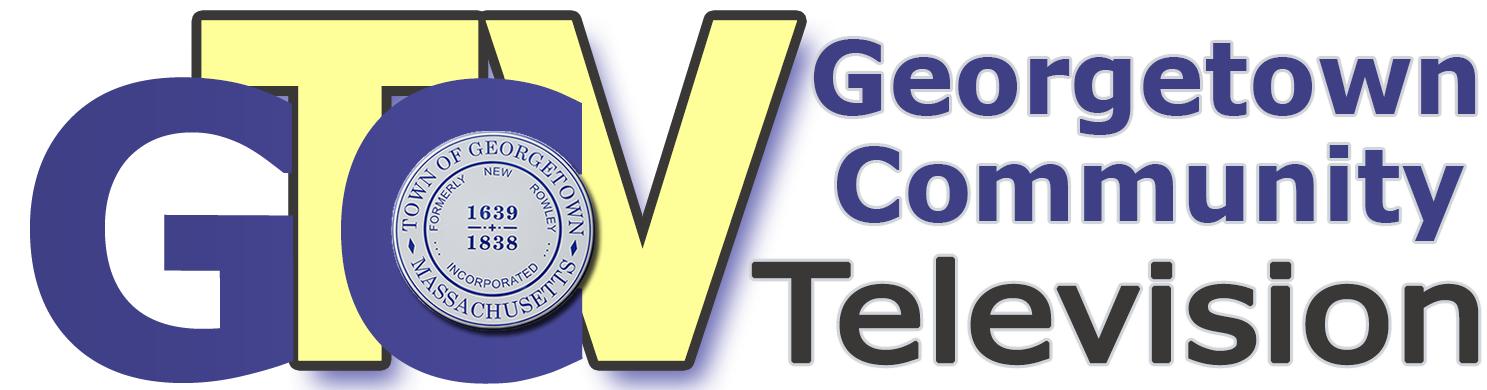 Georgetown Community Television: Comcast Channel 9, Verizon Channel 42